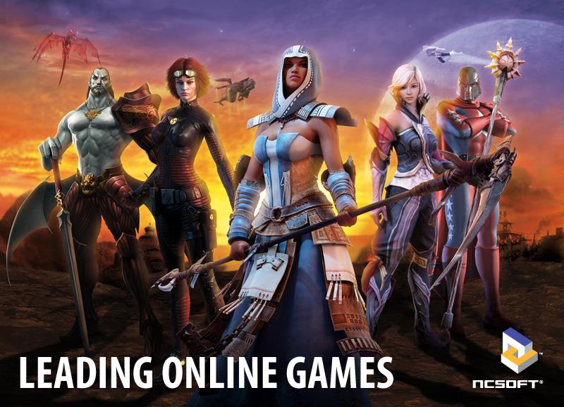 NCsoft Europe promotional banner
